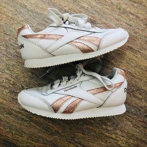 Kids size 13 Reebok sneakers